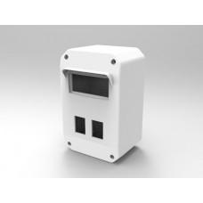 Soğuk Oda Dijital Termostat Pano Kutusu 2 Şalter Yuvalı
